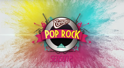 Cornetto Pop Rock - Meesha Shafi